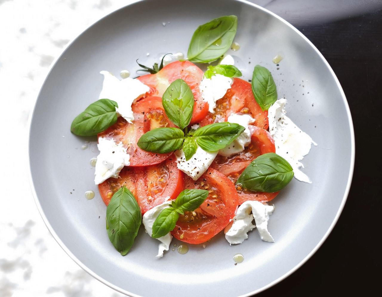 Caprese-Salat Rezept